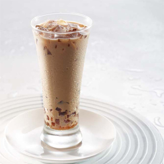 Iced Coffee Jelly
